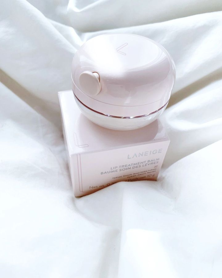 PRODUCT REVIEW: Laneige Lip TreatmentBalm