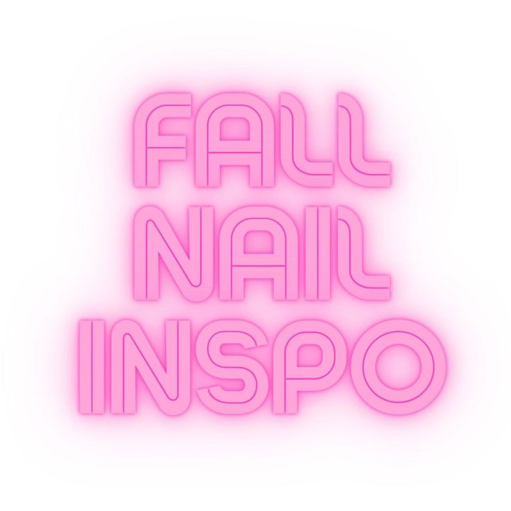 Life Isn't Perfect, but your {FALL} nails canbe!