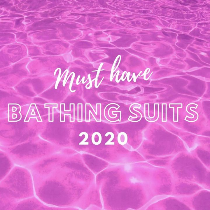 Beat The Heat w/ These {Affordable} BathingSuits