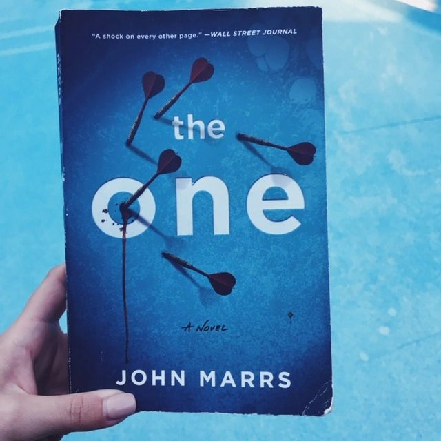 """""""The One"""" by JohnMarrs"""