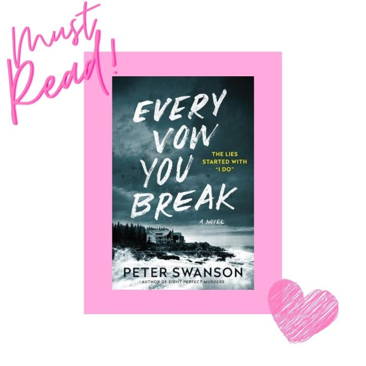 """""""Every Vow You Break"""" by: PeterSwanson"""