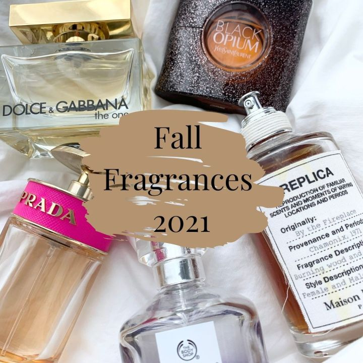 5 Fall Fragrances You Need in YourLife